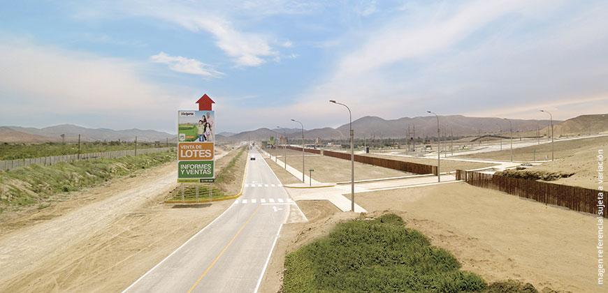 Lotes Y Terrenos En Venta En Lima Sur Urb Las Lomas De Pucusana