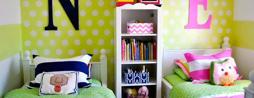C mo decorar una habitaci n compartida for Alquiler habitacion compartida
